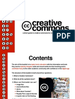 Creative Commons Booklet for Music Teachers