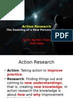 Action Research Workshop for IPGK Kent Students - April 2014