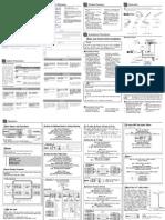 Apex'i Auto Timer Manual