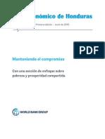 ADN Económico de Honduras - Resumen Ejecutivo