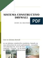 Exposicion Sistema Constructivo Drywall