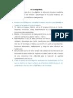 Autos eléctricos en México (Alcances y Metas )