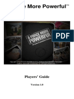 A force more powerful - Game guide