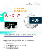 Introduction to Compressible Flow