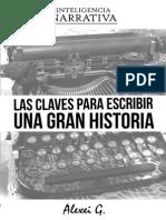 Claves Para Escribir Una Gran Historia