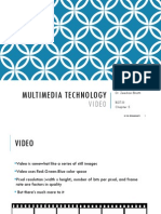 Multimedia Technology - Chapter 5_ Video