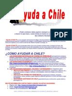 Ayuda A Chile ♥