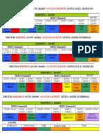 Structura Sem I-II 2014-2015 Module