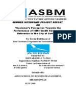 jan Patro ,ASBM ,PGPIB-16