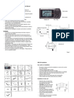 Blitz SBC I-D Manual