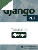 Tutorial Django