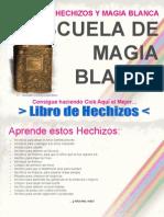 Libro Como Hacer Hechizos Magia Blanca