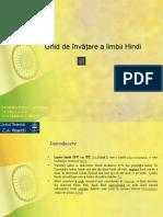 Ghid de Învăţare a Limbii Hindi