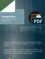 Imaginaţia