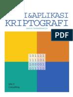 Buku Kriptografi