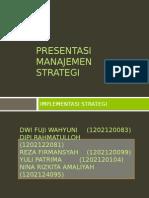 Implementasi Strategi SAMPOERNA