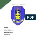 Bahan Ajar Bahasa Indonesia Sk 15