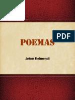 Jeton Kelmendi Poemas Portugise