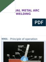 193609981 Manual Metal Arc Welding