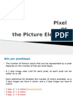 Pixel - Definition and Types