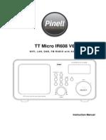 Pine Ll Super Sound User Manual