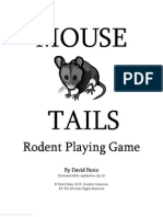 Mouse Tails Rodent Playing Game