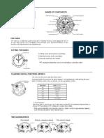 Citizen Promaster Steel Watch Instruction Manual C720