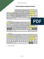 Polytonic Greek Unicode Keyboards | Computer Keyboard | Human