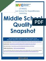 school quality snapshot 2014 ems r063