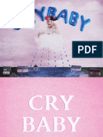 Digital Booklet - Cry Baby (Deluxe)