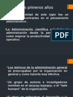 Teoricos de l Administracion