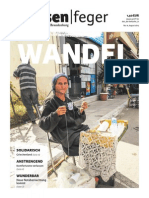 strassenfeger Ausgabe 16/2015 - Wandel