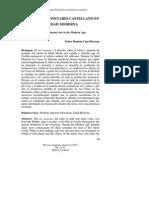 El Derecho Monetario castellano en la Edad Moderna