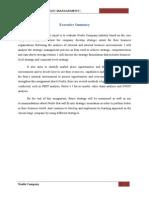 Strategic Management ( Nestle Company )