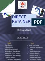 Direct Retainer