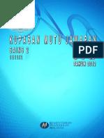 Sains Paper 2 Kupasan Spm 2012
