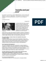 Umberto Eco _Duemila Anni Per Vivere Con Saggezza