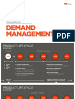 Demand Management & Scrum Cycle