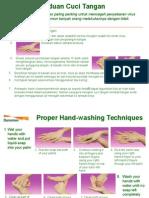 Panduan Cuci Tangan