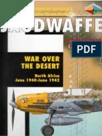 Jagdwaffe - Luftwaffe Colours Vol 3 Section 3 - War Over the Desert