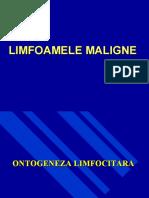 Curs 8. Limfoamele Maligne