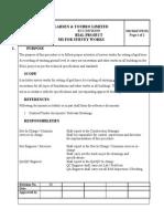 62748261 Method Statement Survey