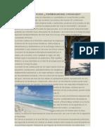 Erosión de Playas