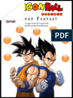 Dragon Ball Beyond Fantasy - FINAL VERSION 1.0