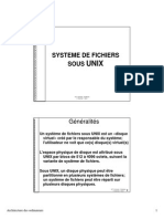 Sisteme de Fisiere Unix