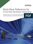 Must Have IP NextGen Network Reference