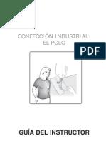 """Guia de Confeccion Industrial  """"el polo"""""""