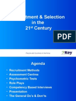 Key Consulting Career Guidance
