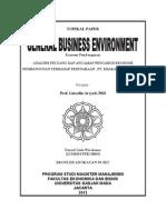 ECO-devel, GBE small paper
