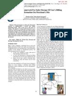 A Hybridized Framework For Safer Storage Of User's Billing Information On Merchant's Site